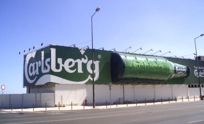 Empena Carlsberg
