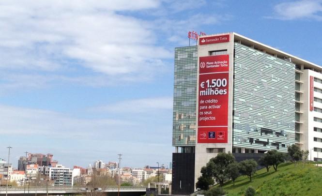 Empena Santander